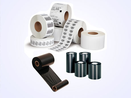barcode labels and ribbons